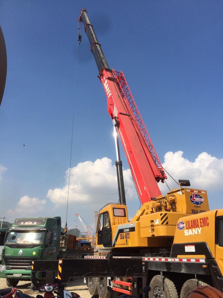 Dự án nhà máy xi măng Xuân Thành
