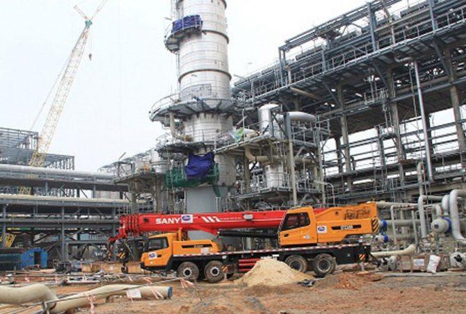 Nhà máy hóa lọc dầu Nghi Sơn – Thanh Hóa