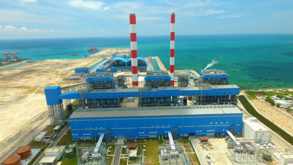 Nhà máy nhiệt điện Vĩnh Tân – Bình Thuận
