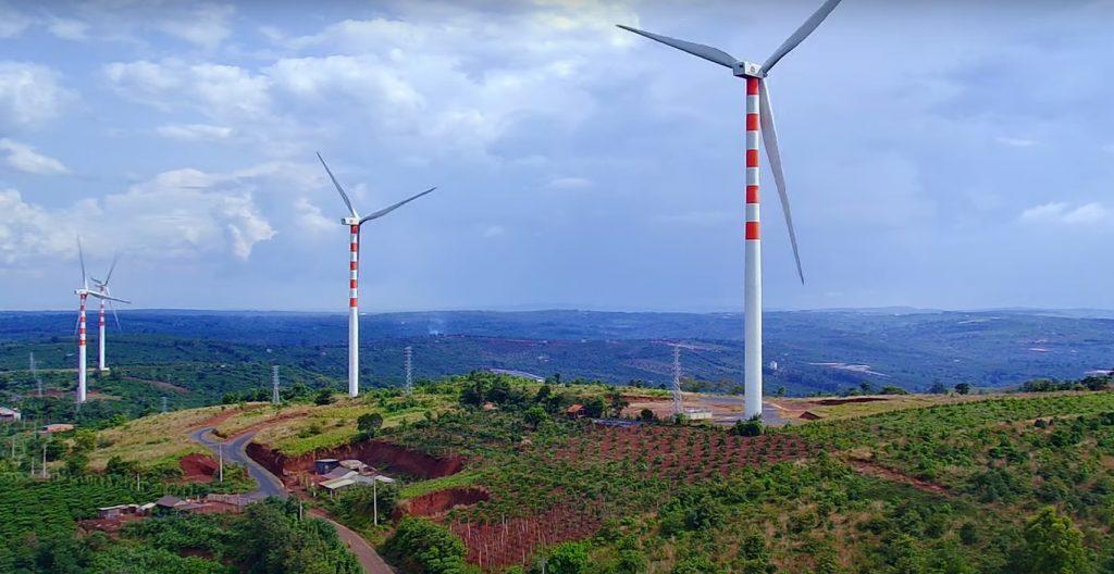 Nhà máy điện gió Tây Nguyên Ea H'Leo, Đắc Lắc