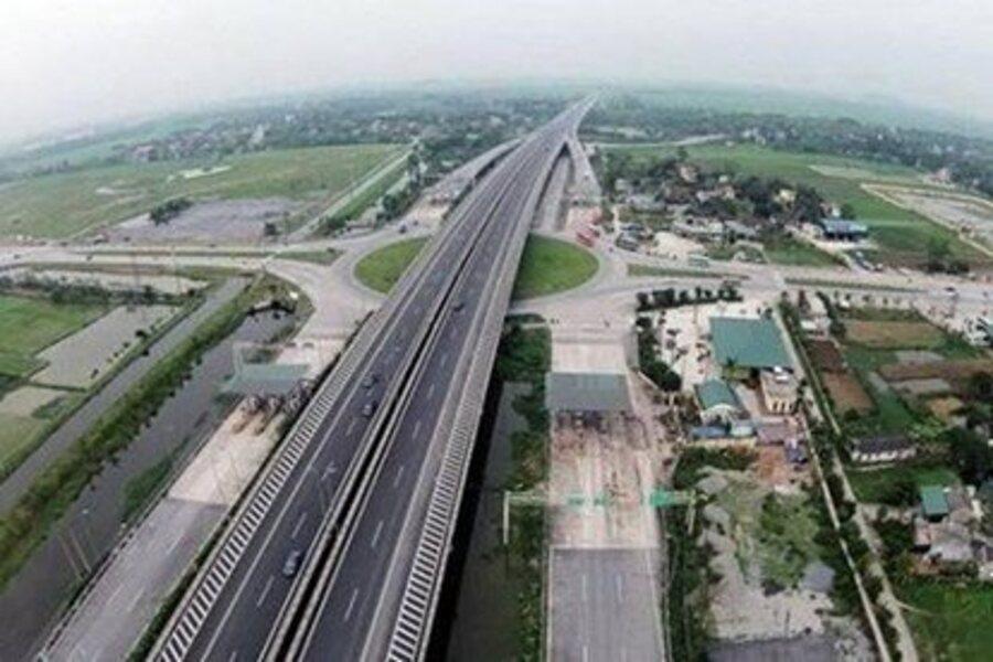 """Phó Thủ tướng """"thúc"""" tiến độ dự án cao tốc Bắc – Nam"""