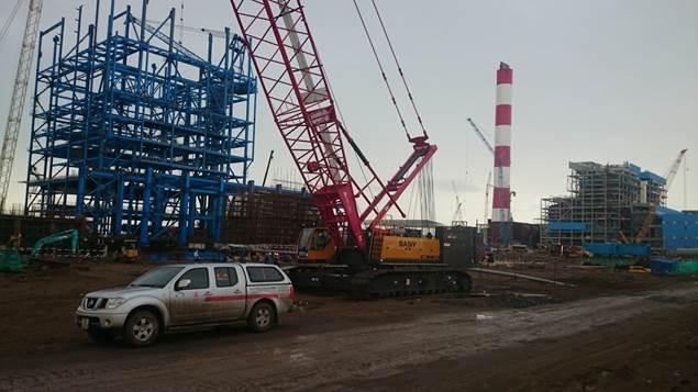 Dự án xây dựng nhà máy nhiệt điện Duyên Hải- Trà Vinh