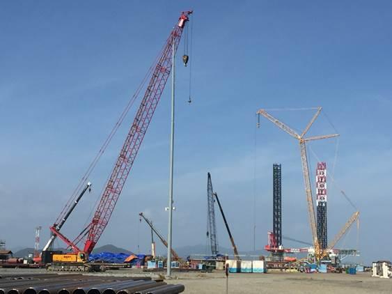 Dự án xây dựng cảng Sao Mai Bến Đình – Vũng Tàu