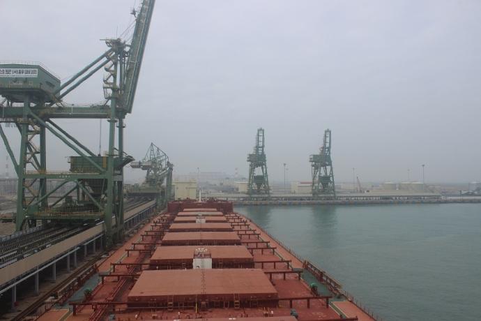 Dự án xây dựng cảng nước sâu Sơn Dương – Hà Tĩnh
