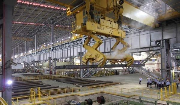 Dự án xây dựng lò cao nhà máy thép Formosa Hà Tĩnh