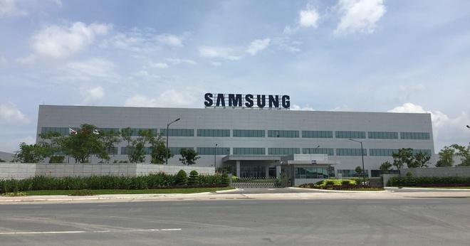 Dự án nhà máy điện tử SamSung Thái Nguyên