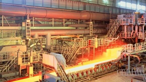 Dự án xây dựng xưởng thép cuốn nóng nhà máy thép Formosa