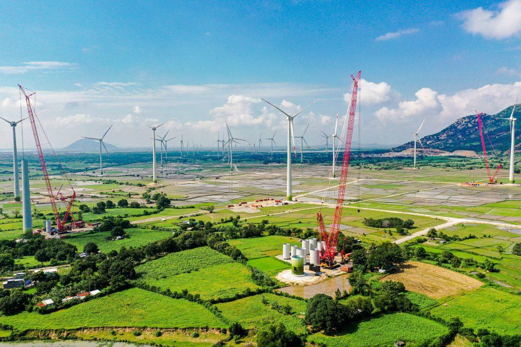 Dự án điện gió BIM-Ninh Thuận