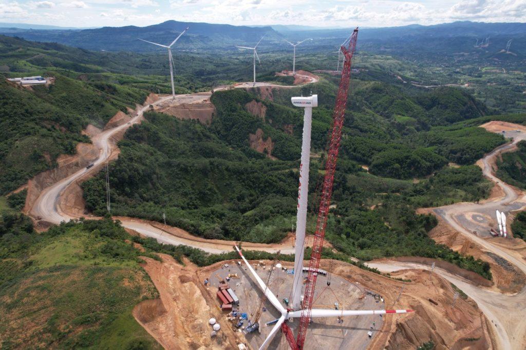 Nhà máy điện gió AMACCAO Quảng Trị 1